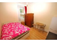 GREAT VALUE DOUBLE ROOM IN EAST DULWICH,MOST BILLS INCLUDED,JUST ELECTRICITY AND GAS BETWEEN TENANTS