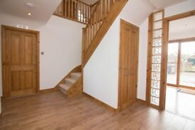 Four bedroom short stay apartments in Kingswells. Fully serviced