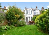 AVAILABLE NOW: Bright room in shared house in Harringay - 15 sqm
