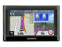 Sat nav GARMIN NUVI 42, lifetime free maps