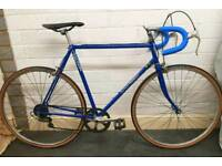 Falcon Vintage/Retro Reynolds 501 Road Bike - Lightweight, Fully Serviced
