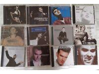 Morrissey cd albums