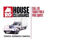 HOUSE CLEARANCE - RUBBISH CLEARANCE - REMOVAL SERVICE - OFFICE CLEARANCE - WASTE CLEARANCE,