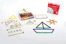 Junior geostix educational learning game
