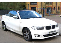 BMW 1 SERIES 2.0 118d Exclusive Edition Convertible, Excellent condition, 34000 miles