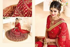 Most fabulous trendy designer lehenga collection at wholesale rate