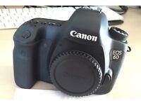 Canon EOS 6D 20.2 MP DSLR body only