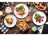 Experienced Waiter or Waitress Wanted For Premium Full Table Service Restaurant & Bar in Bayswater