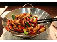 Chinese Counter Staff Required