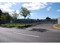 Approx 2 Acre Yard For Rent Wishaw. North Lanarkshire