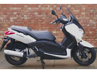 63 Reg Yamaha 250cc XMAX with super low mileage of 631