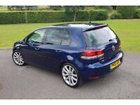 2010 Volkswagen Golf GT TDI 140 - 10 plate - Excellent condition - Sensible Offers invited