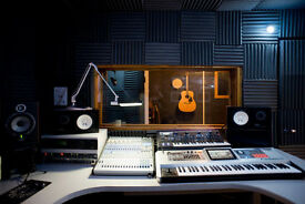 Samurai Sound : West London Recording Studio - Music / Voiceover/ Sound Design/ Film