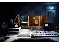Samurai Sound : West London Recording Studio - Music / Voiceover/ Sound Design/ Film