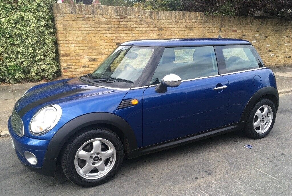 2008 Mini One 14 Panoramic Electric Roof Leather Trim One Former