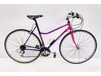 vintage French ladies 'cycles Leleu' town bicycle