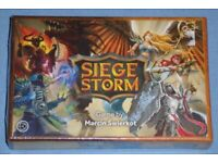 'Siege Storm' Card Game (new)