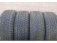 Tyres all season winter dunlop 265/40/20