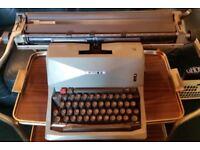 Vintage Olivetti Typewriter Model 82