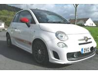 Abarth 500 t-jet turbo Fiat