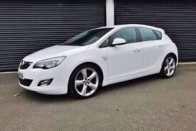 2011 VAUXHALL ASTRA 2.0 CDTI 158 SRI *LOW MILES* FINANCE AVAILABLE