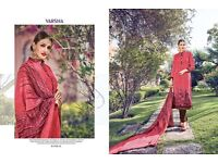QUEENS 4 BY VARSHAA DRESS MATERIAL WHOLESALE