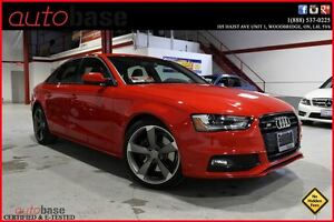 2016 Audi S4 TECHNIK PLUS | BLACK OPTICS | SPORT DIFF