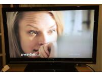 "SHARP LCDTV 42"" with HDMI Google chrome (SOLD)"
