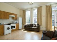 Prime location one bedroom furnished flat with balcony