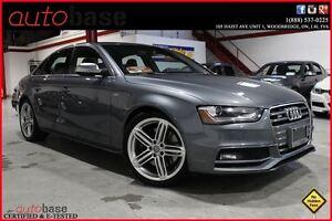 2013 Audi S4 NAVIGATION | CLEAN CARPROOF | 19'S