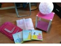 Lovely little girls room bundle