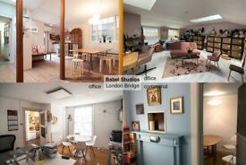 Creative Space (170-334sqft) in Kentish Town NW5 - Offices / Studios