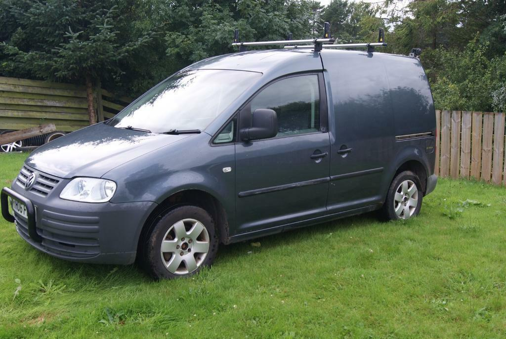 vw caddy 2006 06 1 9 tdi dsg automatic in elgin. Black Bedroom Furniture Sets. Home Design Ideas