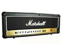 Marshall 50H Valvestate Head (and other items)