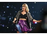 FACE VALUE! 2xTaylor Swift Tickets for Wembley Stadium - Friday 22 June