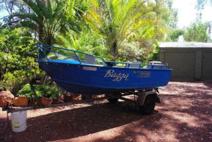 4m Cleveland Dingy Forsale