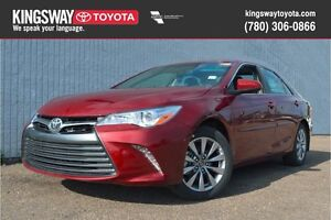 2016 Toyota Camry XLE 4 Cylinder