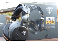 Turtle beach elite pro headset /ps4/xbox one/ brand new!