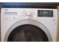 Beko White Free Standing Washer/dryer