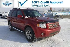 2008 Ford Escape Limited 3.0L 4WD!! Low Monthly Payments!! Apply