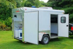 Love Pets? Build your own business with Mobile Pet grooming trucks/Trailers! and make $6 figures Annually!