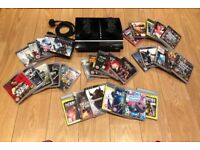 PlayStation 3 80gb - 32 Games - 2 controllers