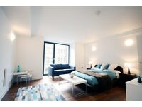 WC1N - CLERKENWELL - LAVISH LARGE STUDIO