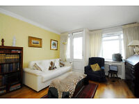 Pimlico SW1. Modern, Spacious & Light 3 Bed (no reception room) Furnished Flat with Balcony