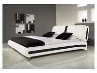 AMY DIVINE BED WITH MATTRESS DOUBLE AND KING SIZE