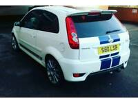 Ford fiesta st 80k private plate