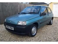 Mk1 Renault Clio 'Prima' - Just 21,600 Miles with Full History
