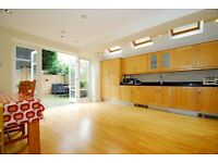 A FANTASTIC FOUR DOUBLE BEDROOM FAMILY HOME BETWEEN THE COMMONS WITH PRIVATE GARDEN ON BROXASH ROAD