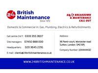 Heating gas engineer, plumber, electrician, handyman, boiler, cookers.