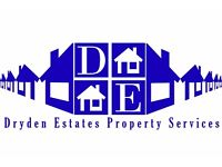Dryden Estates Property Services. We are a Letting and Property Management company.